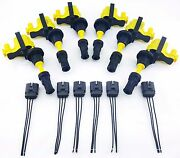 90-96 Fairladyz 300zx Ignition Coil Packs And Pigtail Wire Harness Vg30dett Vg30de