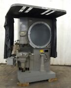 Stocker And Yale Optical Comparator, Vp-30, 30 Screen Diameter, 80078