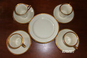 Rosenthal Ivory Cups, Saucers And Plates Royal 2462