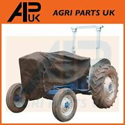 Bonnet Seat Storage Cover Canvas Sheet Tarp For Ford 2000 3000 Vintage Tractor