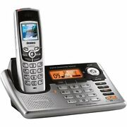 Uniden Clx-485 Works In Power Failure And Extra Handset 5.8 Ghz Cordless Phone
