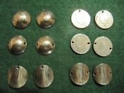 Handmade Coin Beads12 And039and039vand039and039 Nickel 1884-1913 Km112choose Your Shape