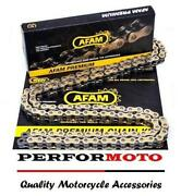 Afam Recommended Gold Chain 116 Link Suzuki Rm250 P 93