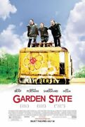 Garden State Original Movie Poster Double Sided 27x40