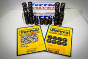 Ferrea Dual Valve Springs Ti Retainers Kit 2010-2015 Ford 5.0l Mustang 32v Gt