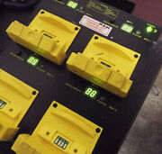 Voxware 2394-4 E237850 4-slot Quad Li-ion Indoor Battery Charger Lithium-ion