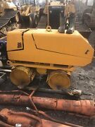 Ingersoll Rand Tc13 Trench Compactor