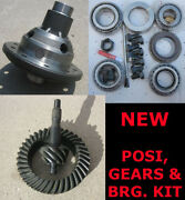 9 Ford Trac-lock Posi 28 - Gear - Bearing Kit Package - 3.50 Ratio - 9 Inch New