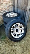 Ford F-250 King Ranch 265 R70and039s Rims And Tires