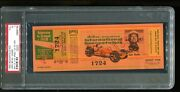 1958 Indianapolis Indy 500 Full Ticket Jimmy Bryan Slabbed Psa 5 Ex 26896768