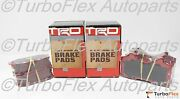 Toyota Tundra 2007-2017 Trd Genuine Front And Rear Brake Pad Sets Ptr09-0c110
