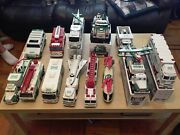 Hess Truck Collectible Toy 1995-2008. In Good Condition. Annual Holiday Truck