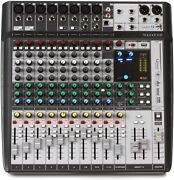 New Soundcraft Signature 12 Mtk Usb Mixer Buy It Now Make Offer Auth Dealer