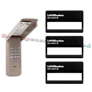 Liftmaster Ackit 390mhz Access Value Pack 3 971lm Remotes And 1 877max Keypad