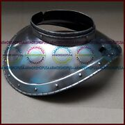 Medieval Knight Gorget Iron Gorget Gothic Armor Gorget Neck Guard Sca Larp Play