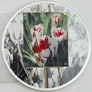 2017 20 En Plein Air Springtime Gifts 1 Oz Pure Silver Colored Proof Coin 60mm