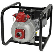 Ipt Pumps 2mp13hr - 140 Gpm 2 Electric Start High Pressure Two-stage Water...