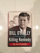 Bill O'reilly Set Of 3 Books Killing Kennedy, Lincoln, And Patton