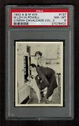 Psa 8 Myrna Loy And William Powell On 1940 Wix Card 137 After The Thin Man
