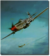 Debden Eagles By John Shaw Artist Proof Fourth Fighter Group Aviation Print
