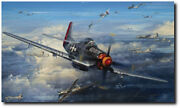 Ramrod-outward Bound By John Shaw Victory Mighty 8th Edition 100th Bomb Group