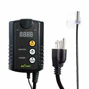 Bn-link Digital Heat Mat Temperature Thermostat Controller For Seed Germination