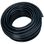 Puet12/080n-100 12mm Od X 8mm Id Poly Hose Ether Black Kelm Pu Tube And Recoil H