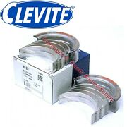 New Set Of Clevite .010 Undersize Main Bearings 1969-1976 351w 351m 400 Ford
