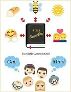 2 Christian Card Games Bible Connection And One Mind 228 Quotes Extended Version