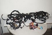 Porsche 911 964 C2 Tiptronic Main Wiring Harness Battery Abs Ignition Oem