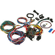 21 Circuit Wiring Harness Fit Chevy Universal Hotrods Wires X-long
