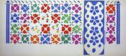 Henri Matisse Decoration-fruits 1953 Hand Signed Lithograph From And039verve Parisand039
