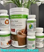 New Herbalife Advanced Weight Loss Program All Shakes And Tea Flavors Available