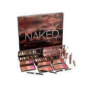 100 Authentic Urban Decay Naked Vault Eyeshadow Flushed Palette Gloss 24/7 2 3