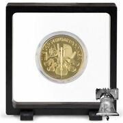 3d Magic Frame 110 Display Stand 4.25x4.25 Floating Coin Silver Gold Bar Holder