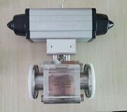 Mks Ball Valve Manual And Pneumatic Valves Ds-1 Nw63