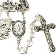 Easter Rosary Stations Of The Cross Sparkling Via Crucis -blessed