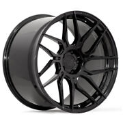 20 Rohana Rfx7 Black Concave Forged Wheels Rims Fits Dodge Challenger Rt Se