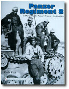 Panzer Regiment 8 In World War Ii Poland France North Africa By Kevin...
