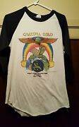 Vintage 1979 Grateful Dead Henley What A Long Strange Trip Itand039s Been. Deadheads