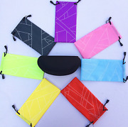 Sunglasses Pouch Cases Spectacles Glasses Bags Drawstring Soft Wallet Phone Bags