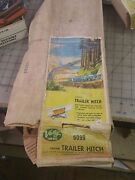 New Old Stock - Valley Trailer Hauling Hitch 6099 -1000 Lb Gross Load