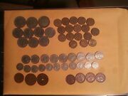 British Coins Two Shillings7 Half Crown 3 One Shilling 9six Pence 11