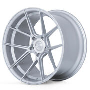 20 Ferrada F8-fr8 Silver Forged Concave Wheels Rims Fits Ford Mustang Gt Gt500