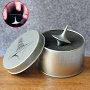 Inception Totem Zinc Alloy Silver Spinning Top Accurate Replica Diceand Gift Box