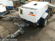 2005 Compair C20 1 Tool Compressor With A 3 Cylinder Kubota D1105 Engine