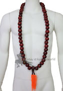 2/lot Shaolin Monk Prayer Mala Beads Necklaces For Kung Fu Suit Tai Chi Uniforms