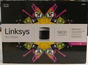 Linksys E2500 300 Mbps 4-port 10/100 Dual Band Wireless N Router