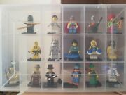 Complete Set Of Lego Collectible Minifigures Series 1