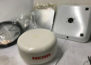 Nera Worldphone Voyager Antenna Unit 98050185 Quff911905 R1b W/ Mount 15m Cable